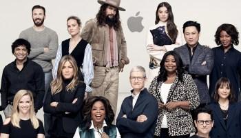 Fecha de lanzamiento de Apple TV+