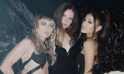 Ariana Grande, Miley Cyrus y Lana Del Rey estrenan 'Don't Call Me Angel'