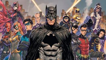Batman de piel obscura