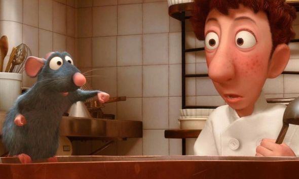 Brad Bird desacredita teoría de Ratatouille