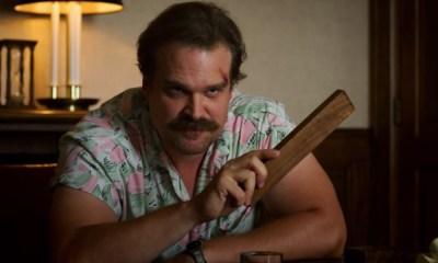 Hopper aparecerá en 'Stranger Things 4'