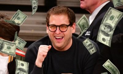 Jonah Hill quiere ganar más que Robert Pattinson