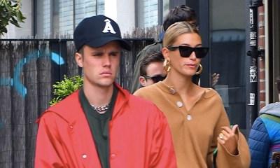 Justin Bieber y Hailey Baldwin ensayan su boda