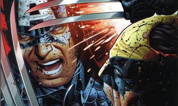 ¿Las garras de Wolverine tienen el poder de destrozar el escudo de Captain America? Las-garras-de-Wolverine-pueden-destrozar-el-escudo-de-Captain-America-600x360