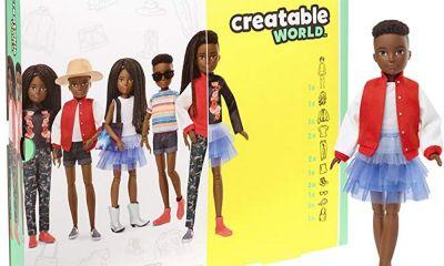 Mattel lanza muñecas de genero neutro