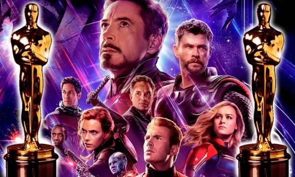 'Avengers: Endgame' para el Oscar