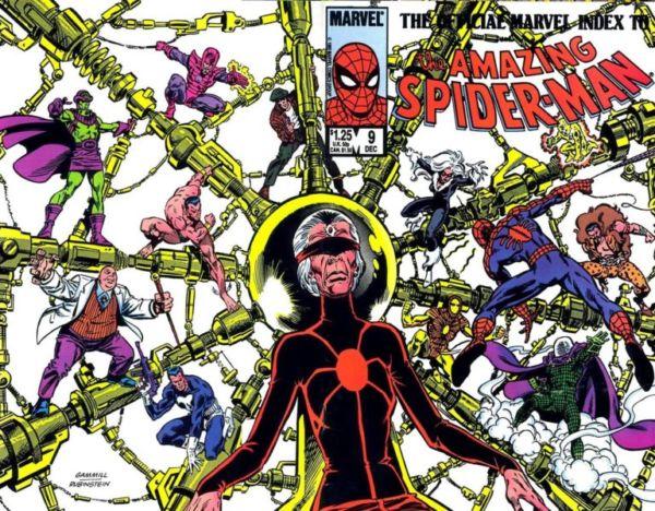 ¿Madame Web podría expandir el universo de Spider-Man? Peli%CC%81cula-de-Madame-Web-600x468