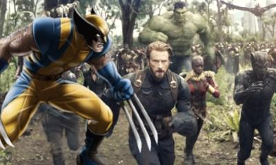 Película de Wolverine contra Hulk