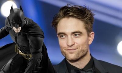 Reboot de Justice League con Robert Pattinson