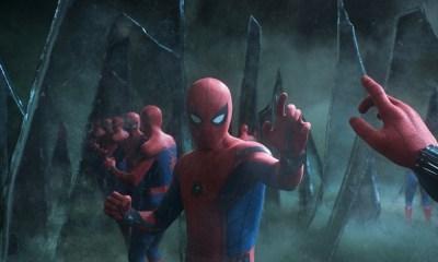 Lo que vio Spider-Man en la visión de Mysterio