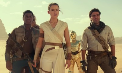 Nuevas grabaciones de 'The Rise of Skywalker'