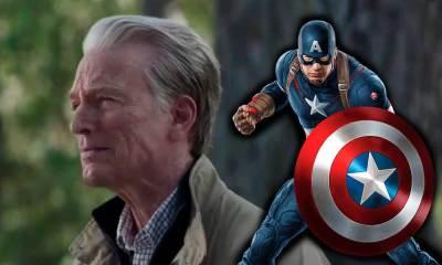 cuantos años tenía Captain America anciano