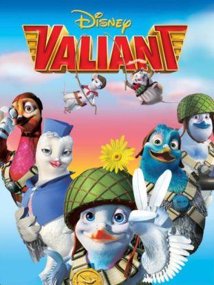 De la A a la Z: Este es el catálogo completo de Disney+ Valiant-375x500