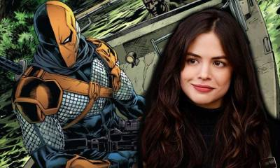 Wonder Girl es Deathstroke