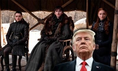 Comparan Game of Thrones con Trump