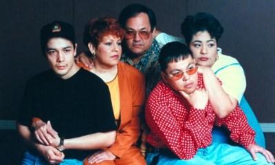 Actores de la serie de Selena
