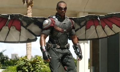 Falcon no podría ser el Capitán América