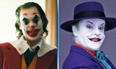 Jack Nicholson en el 'Joker'
