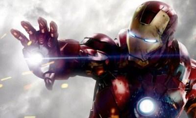 Detalles nunca antes vistos del traje de Iron Man