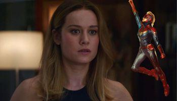 fans piden que Brie Larson ya no sea Captain Marvel