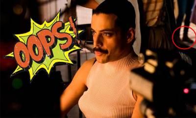 Errores en 'Bohemian Rhapsody'