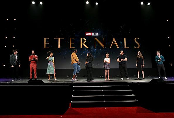 Escena post créditos de 'Eternals' revelaría nuevos superhéroes del MCU gettyimages-1170001736-594x594