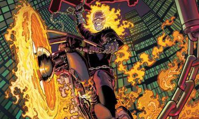 nueva serie de Ghost Rider