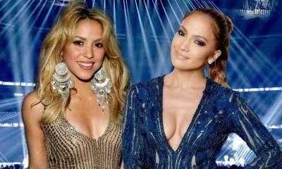Shakira y JLo encabezan el show de medio tiempo