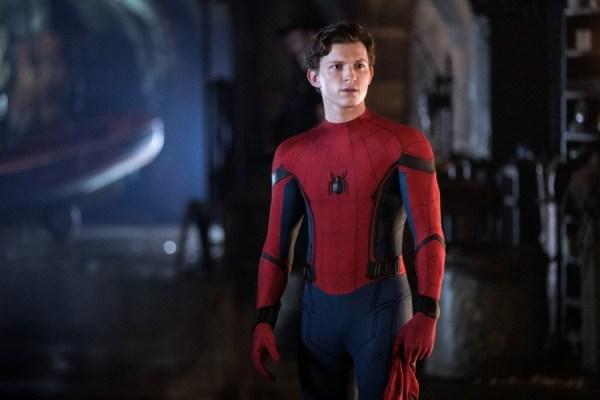 ¡No era tan esperada! La película que le arrebató un récord a Disney spider-man-wannart-600x400