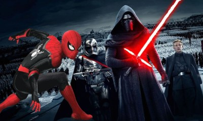 Star Wars sacó a Spider-Man del MCU
