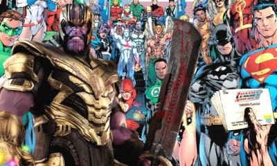 héroes de DC que no podrían derrotar a Thanos