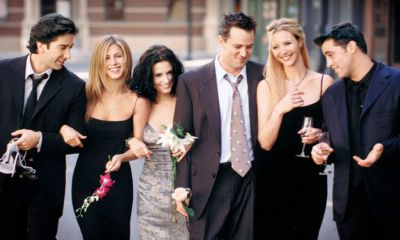 Chandler Bing iba a morir en 'Friends'