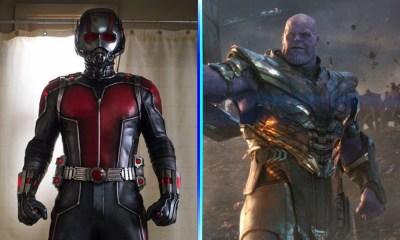 Ant-Man pudo matar a Thanos