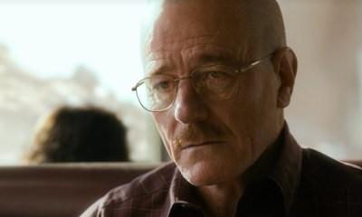 Bryan Cranston como Walter White para 'El Camino'