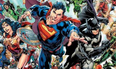 DC remplazará a todos sus superhéroes