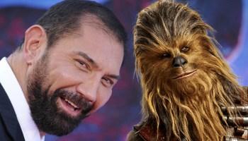 Dave Bautista en 'Star Wars'