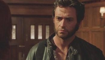 Error de Wolverine en 'X-Men 2'