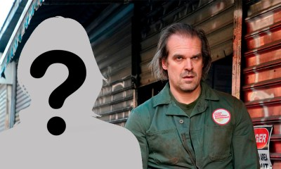 Fotos de David Harbour y Lily Allen besándose