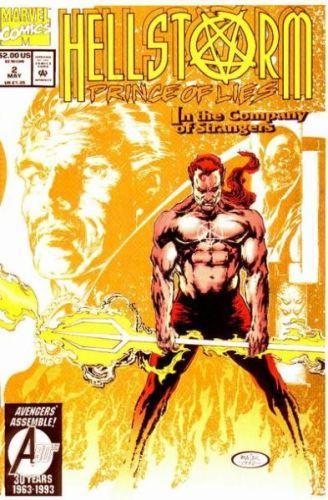 El demonio ha llegado: Revelan cast para 'Marvel's Hellstrom' Hellstorm_Vol_1_2-328x500