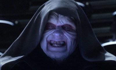 Ian McDiarmid reaccionó al trailer de 'Star Wars'