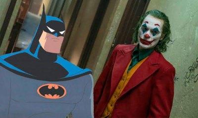 Joker tiene referencias de Batman: The Animated Series