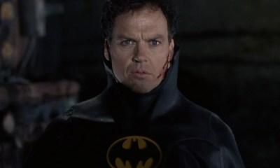 Michael Keaton en el Arrowverse