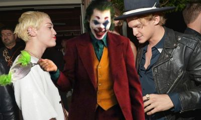 Miley Cyrus y Cody Simpson confirmaron romance como Jokers