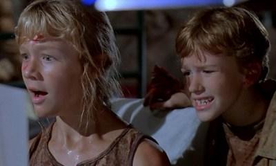 Niños de 'Jurassic Park' volverían para 'Jurassic World 3'