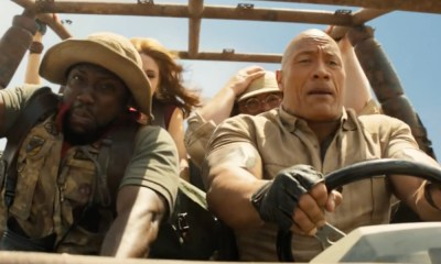 Nuevo trailer de 'Jumanji: The Next Level'