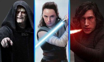 Película de Rey de Star Wars