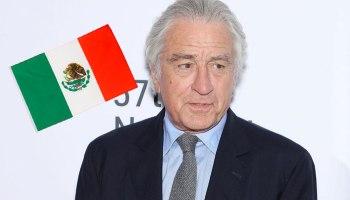 Robert De Niro viene a Los Cabos por 'The Irishman'