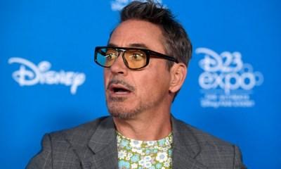Robert Downey Jr. es Iron Man en la vida real