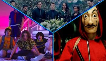 'Stranger Things 3' es la serie más vista de Netflix