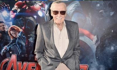 Figura de los cameos de Stan Lee